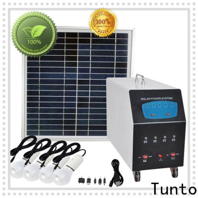 10w monocrystalline solar panel customized for plaza
