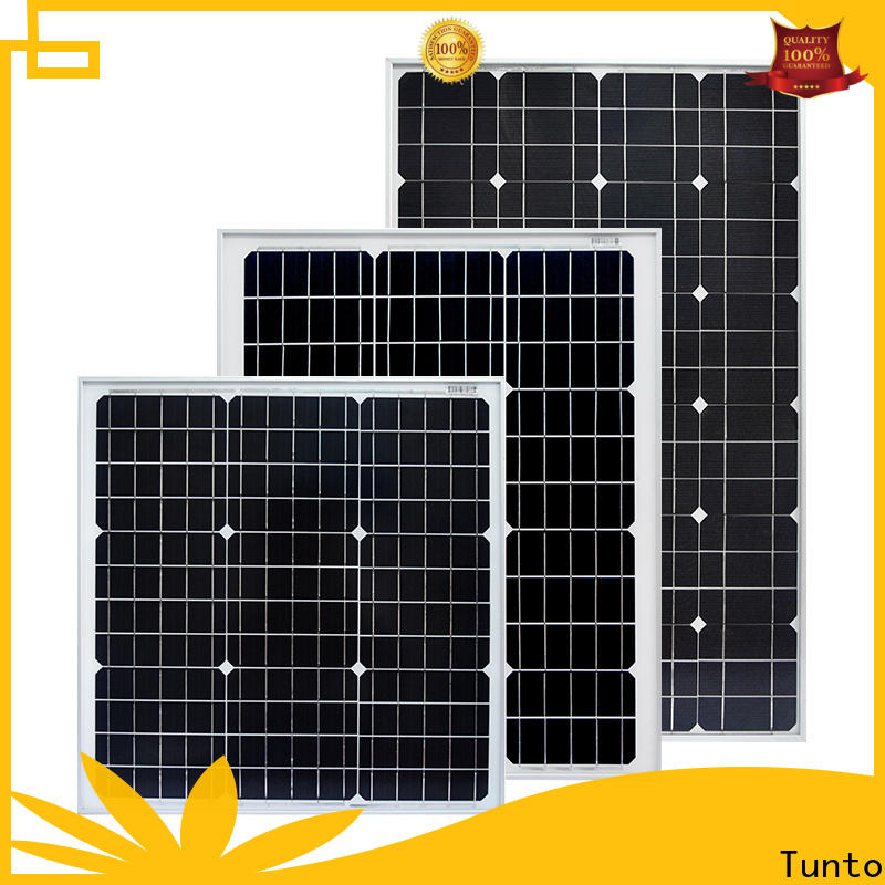 60w monocrystalline solar panel factory price for household