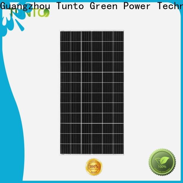200w polycrystalline solar panel factory price for street lamp
