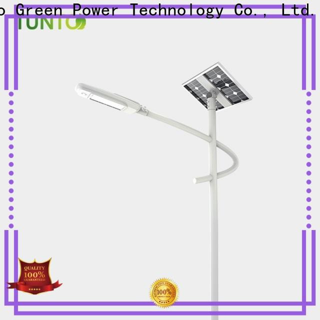60w solar street light price list factory price for plaza