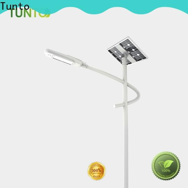 Tunto durable off grid solar power systems from China for street