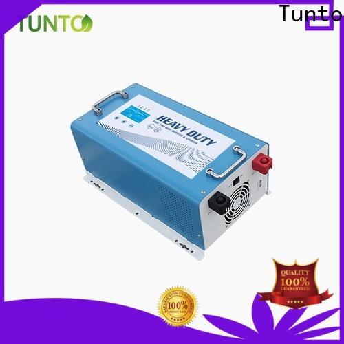 Tunto solar inverter system wholesale for lamp