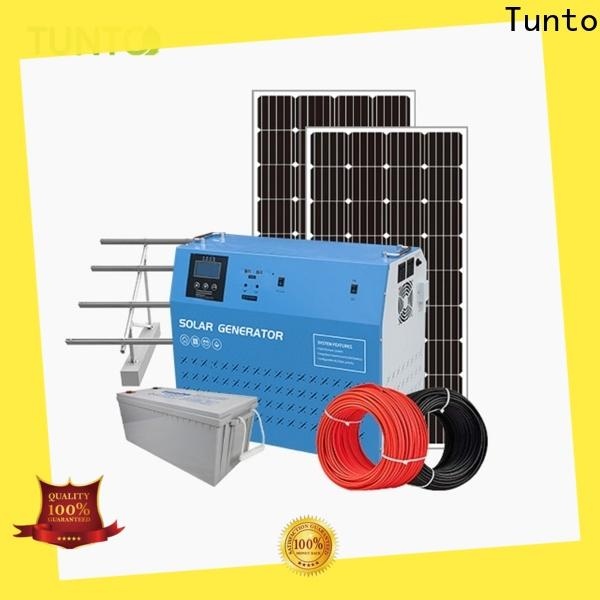 Tunto polycrystalline solar cells manufacturer for outdoor