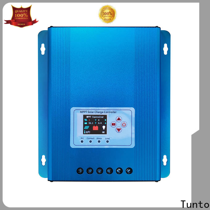 Tunto perfect protection best solar generator series for garden