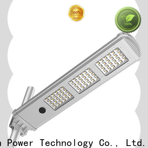 energy saving solar panel outdoor lights factory price for parking lot