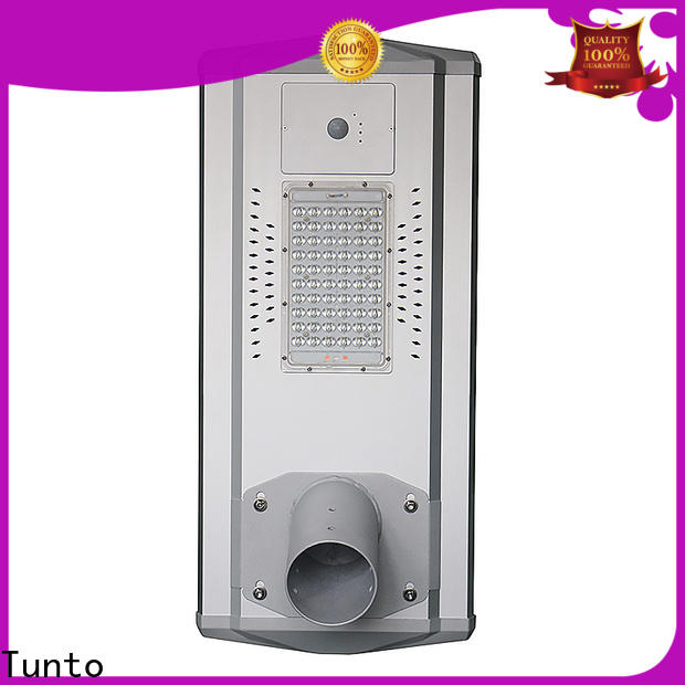 4000lm best solar powered outdoor lights wholesale for parking lot