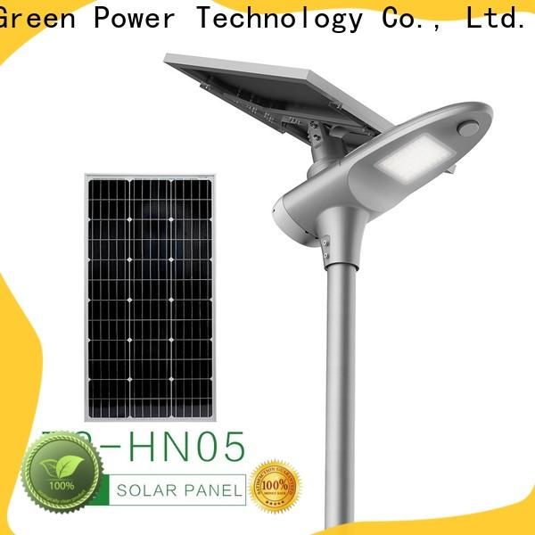 30w commercial solar street lights supplier for parking lot