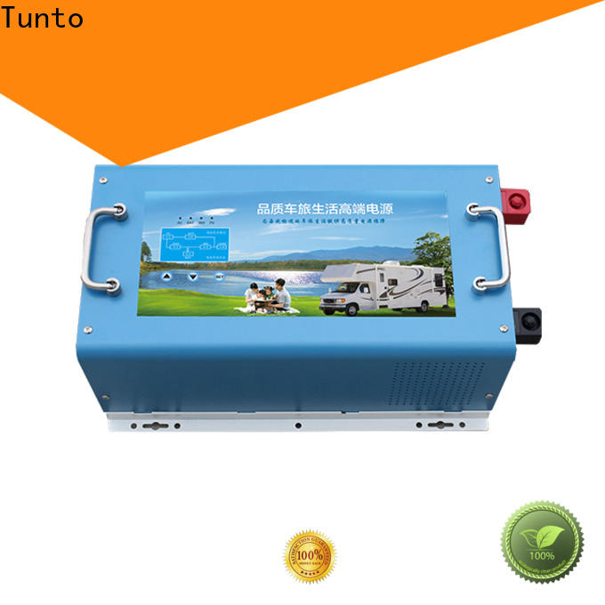 Tunto solar inverter system wholesale for lights