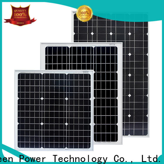 Tunto polycrystalline solar panel personalized for household