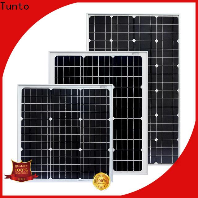 high quality monocrystalline solar panel personalized for farm