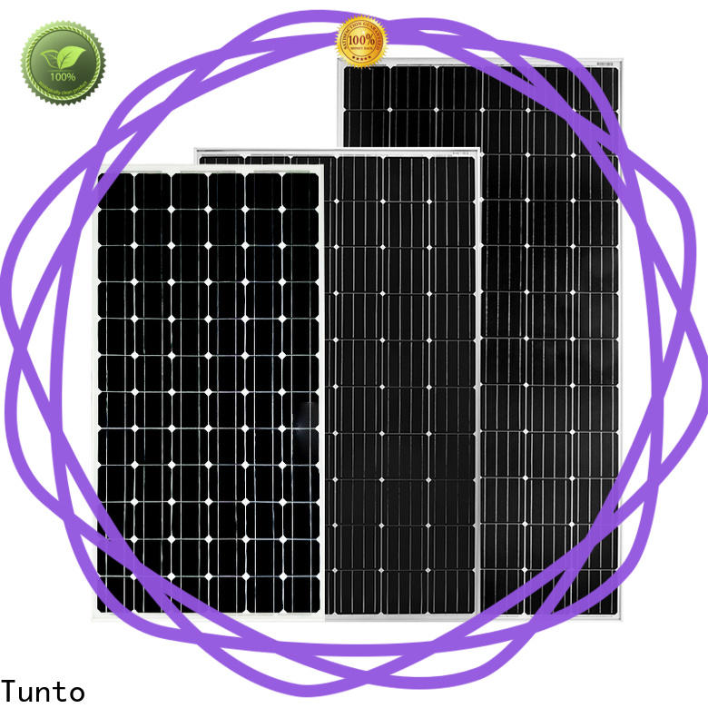 Tunto off grid solar panel kits supplier for household