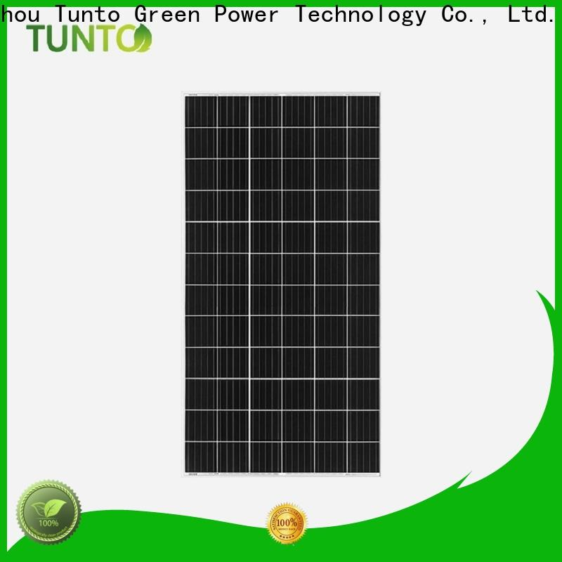 Tunto 15w bright solar lights series for garden