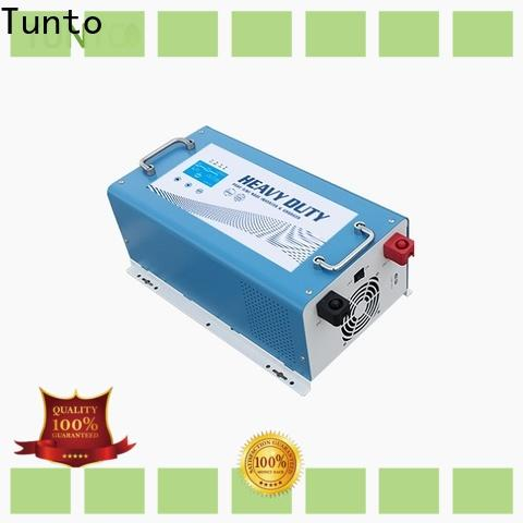Tunto off grid solar inverter wholesale for street lights