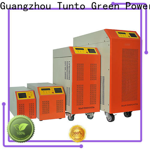 Tunto onboard off grid solar inverter factory price for lights