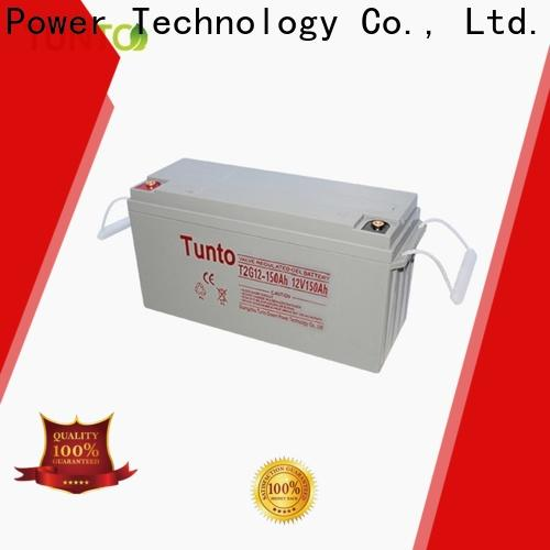 Tunto off grid power systems with good price for monitoring equipment
