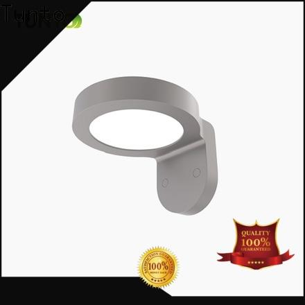 Tunto round solar sensor lights outdoor inquire now for plaza