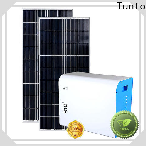 hot selling protable solar kit customized for charging