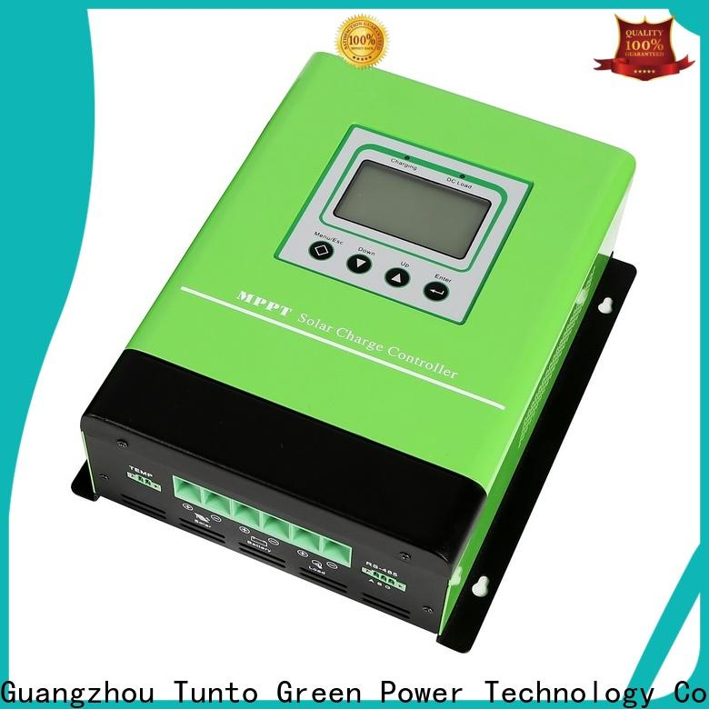 Tunto perfect protection best solar generator directly sale for garden