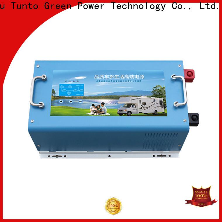 Tunto hybrid solar inverter factory price for lamp