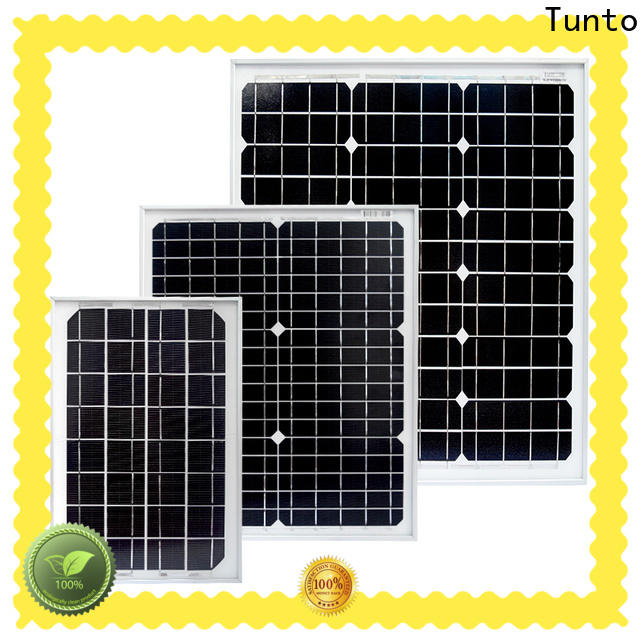 monocrystalline polycrystalline solar panel supplier for farm