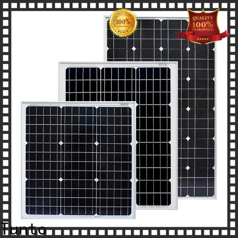 Tunto monocrystalline solar panel wholesale for household