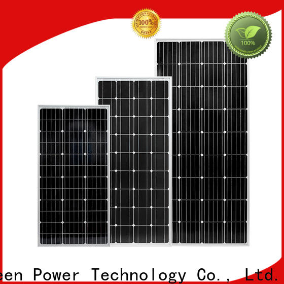 Tunto high quality polycrystalline solar panel wholesale for street lamp