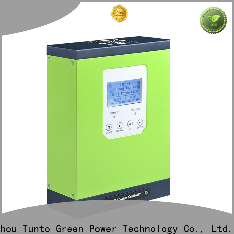 Tunto fast charging portable solar power generator series for home