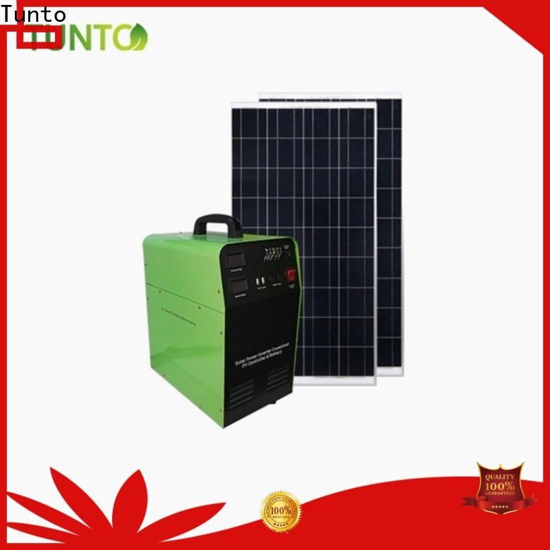 5kw best solar generator series for road