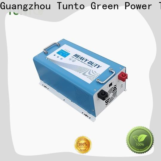 Tunto solar inverter system supplier for car