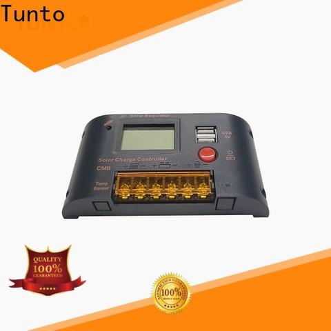 Tunto best solar generator customized for garden