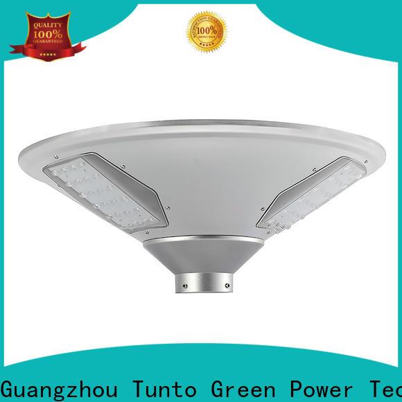 Tunto remote decorative solar garden lights design for outdoor