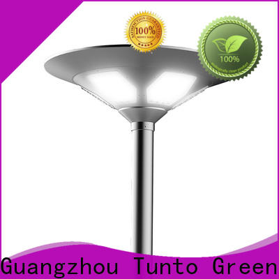 Tunto outdoor solar garden lights factory for garden