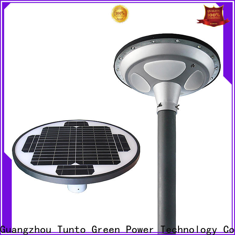 Tunto outdoor solar garden lights inquire now for street lights