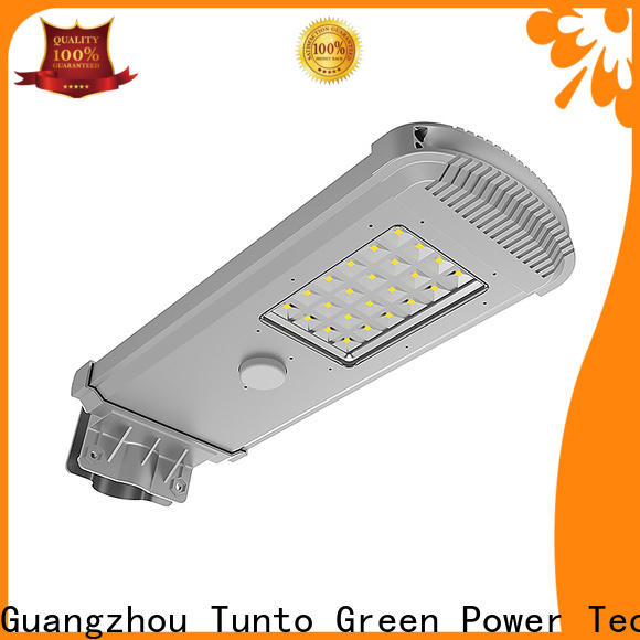 Tunto cool outdoor solar spot lights factory price for road