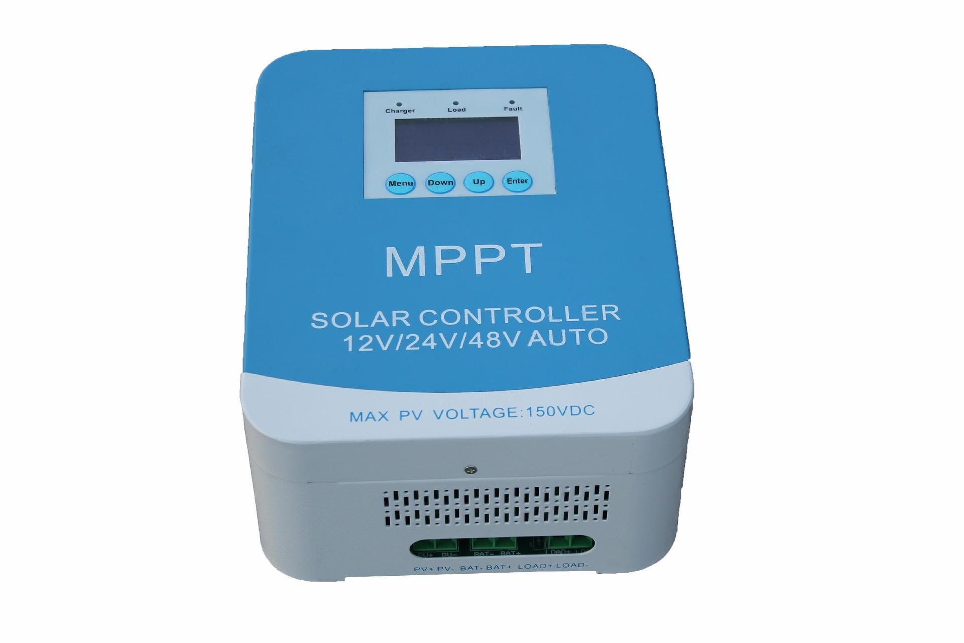 30A mppt solar panel charge controll inverter controller for 1000W system