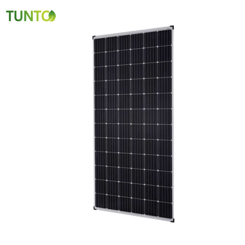 Bifacial solar panel double glass double side high efficiency cells