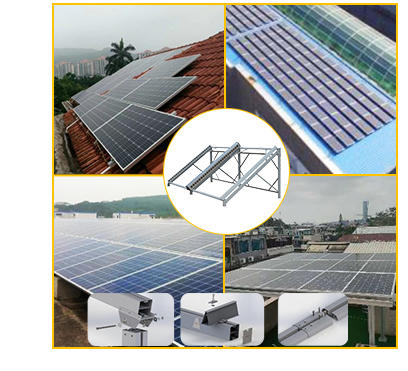 3KW, 5kw, 7kw, 10kw, 15kw On-grid solar power system for home