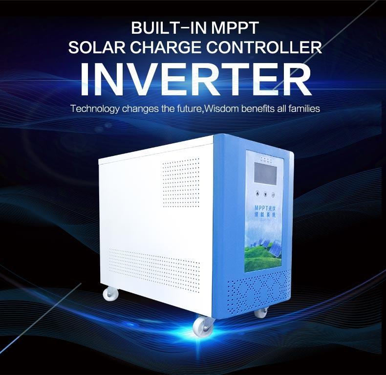 Tunto onboard solar inverter system personalized for lamp-2