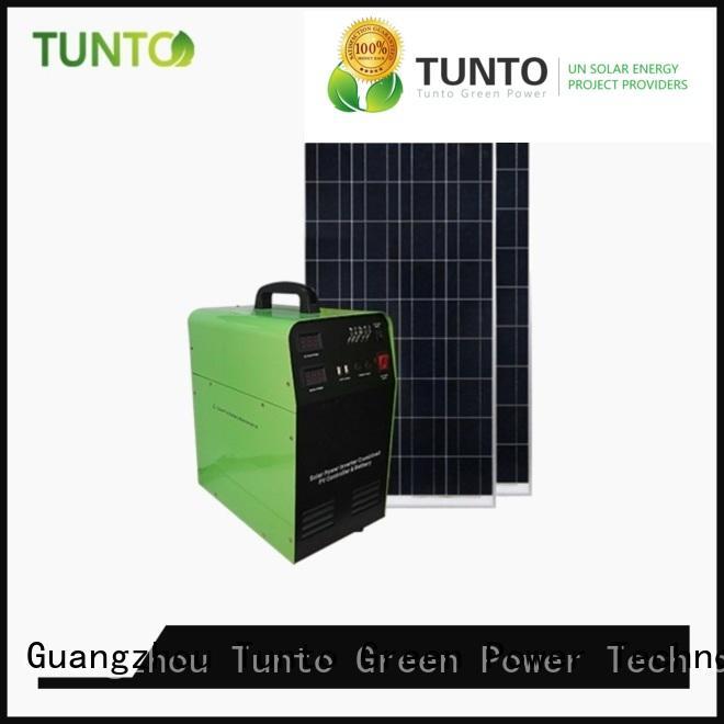 hybrid solar inverter from China for plaza