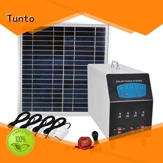 led street light solar system series for outdoor Tunto