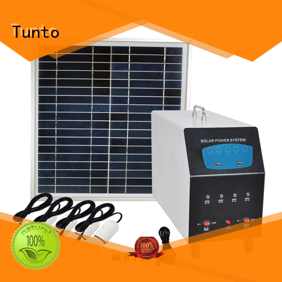 led street light solar system series for outdoor Tunto