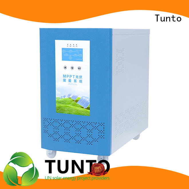 Tunto charge best solar inverters wholesale for lights