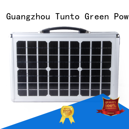 durable off grid power systems from China for plaza