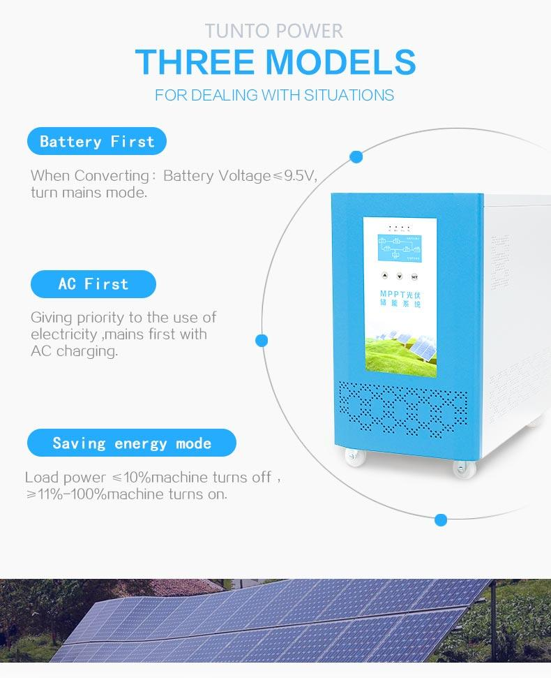 Tunto off grid solar inverter personalized for car-2