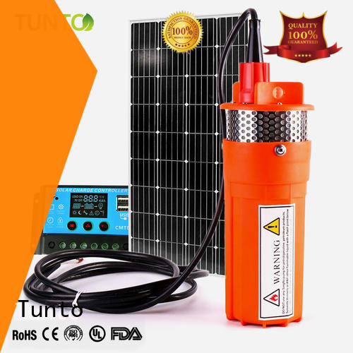 professional solar energy water pump customized for irrigation