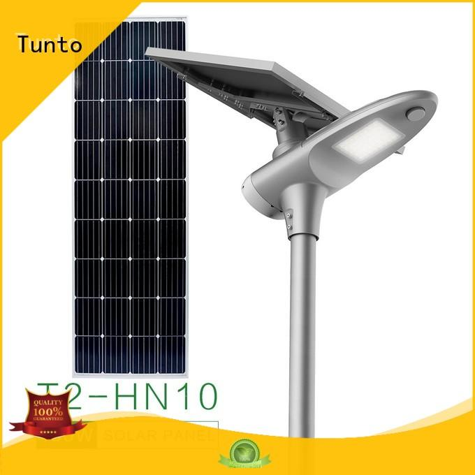 all in one solar led street light for road Tunto