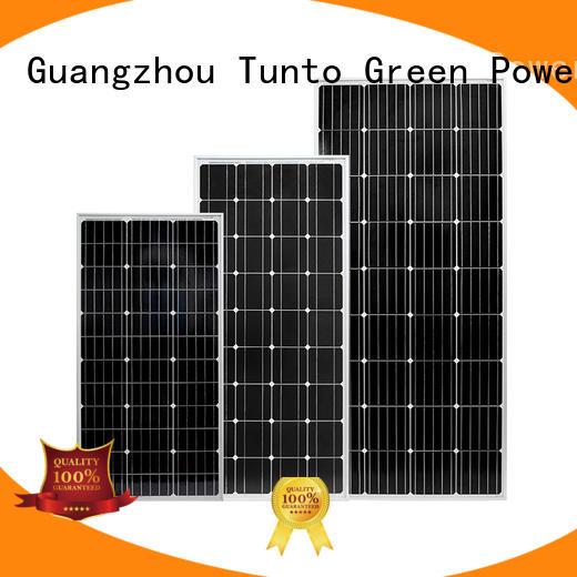 Tunto off grid solar panel kits factory price for solar plant