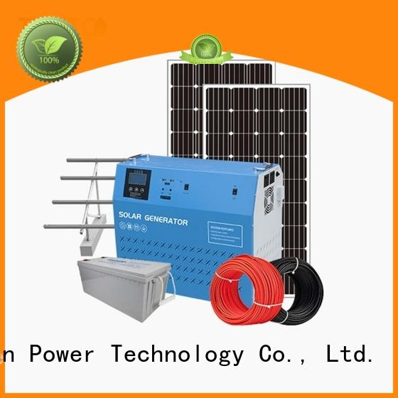 Tunto 8000w best solar inverters directly sale for plaza