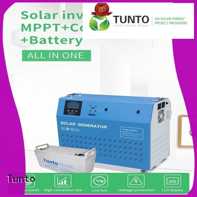 5kw best solar generator manufacturer for street