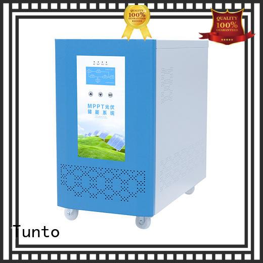 Hot solar hybrid solar inverter hybrid inverter Tunto Brand